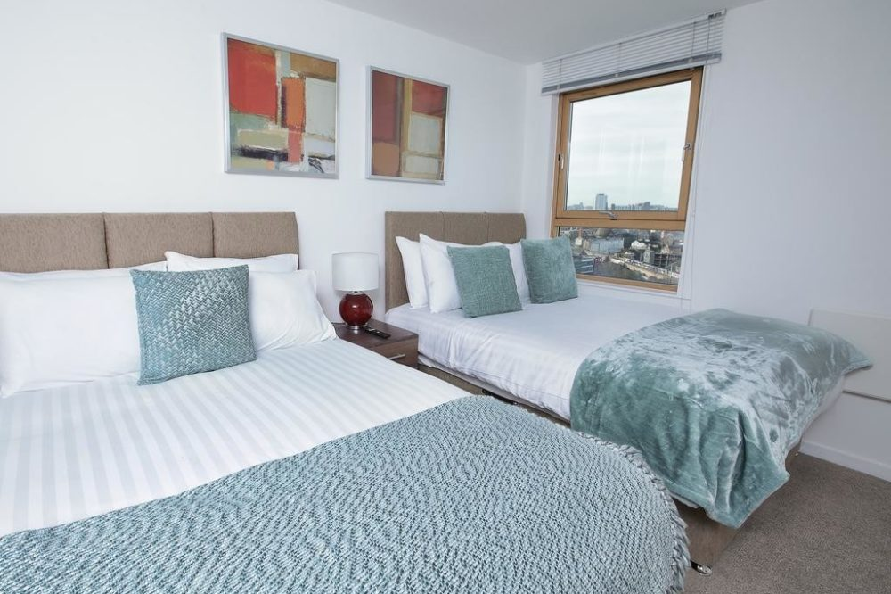 Serviced penthouse in Leeds