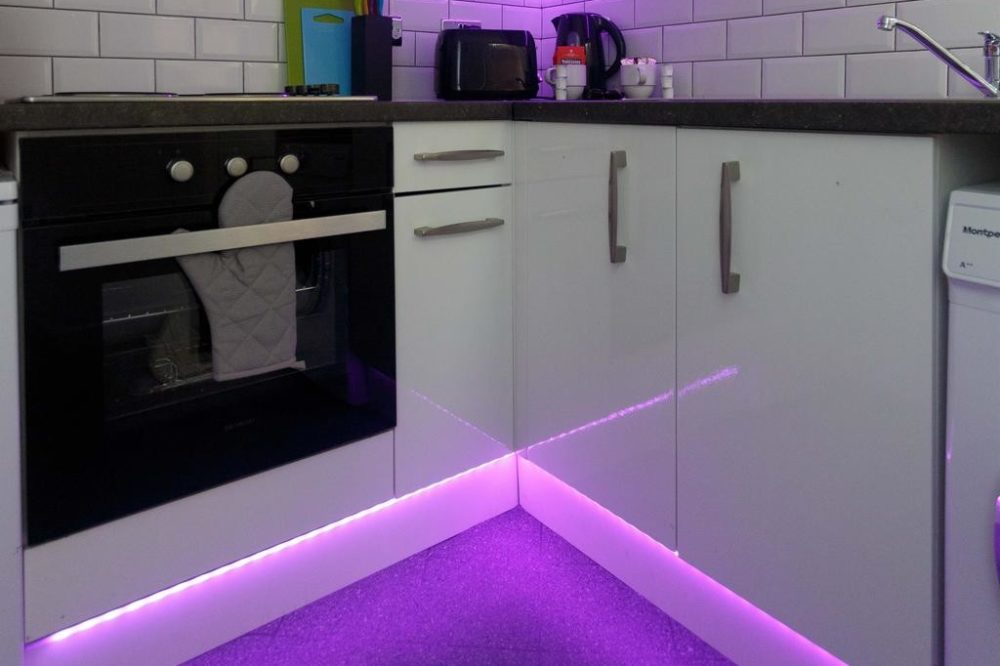 leeds flats luxury kitchen