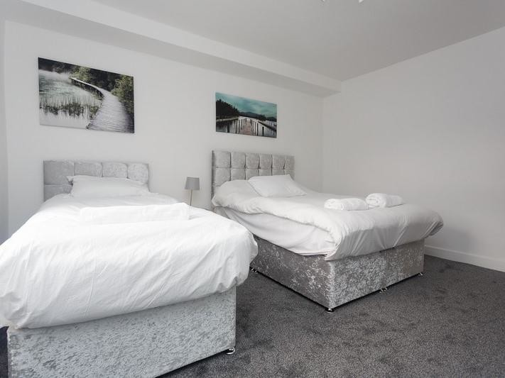 serviced apartments beds