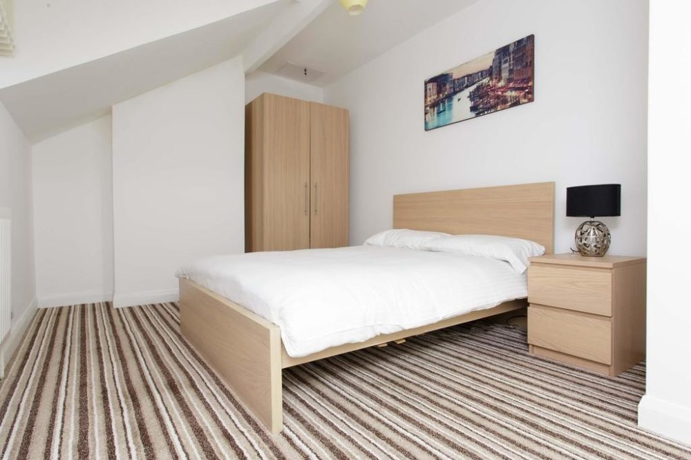 Spacious Double Bed