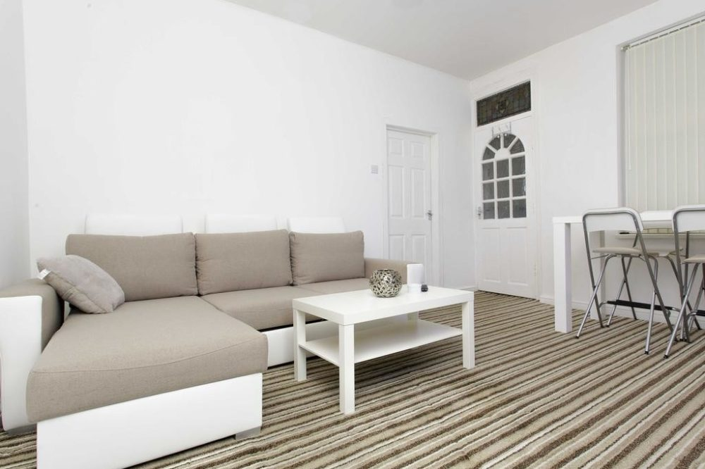 2 Bed Serviced Apartment in Central Leeds
