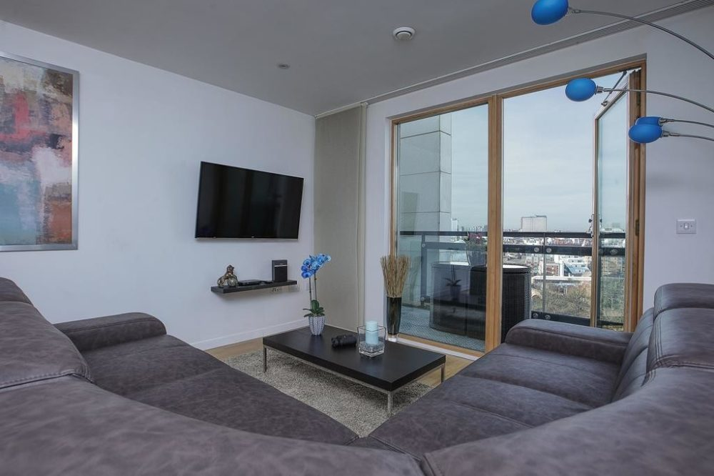 apartments in leeds lounge