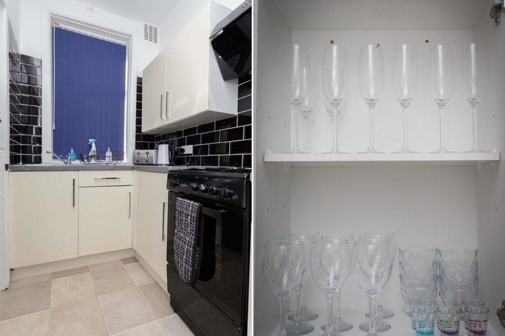 apartments to rent in leeds kitchen