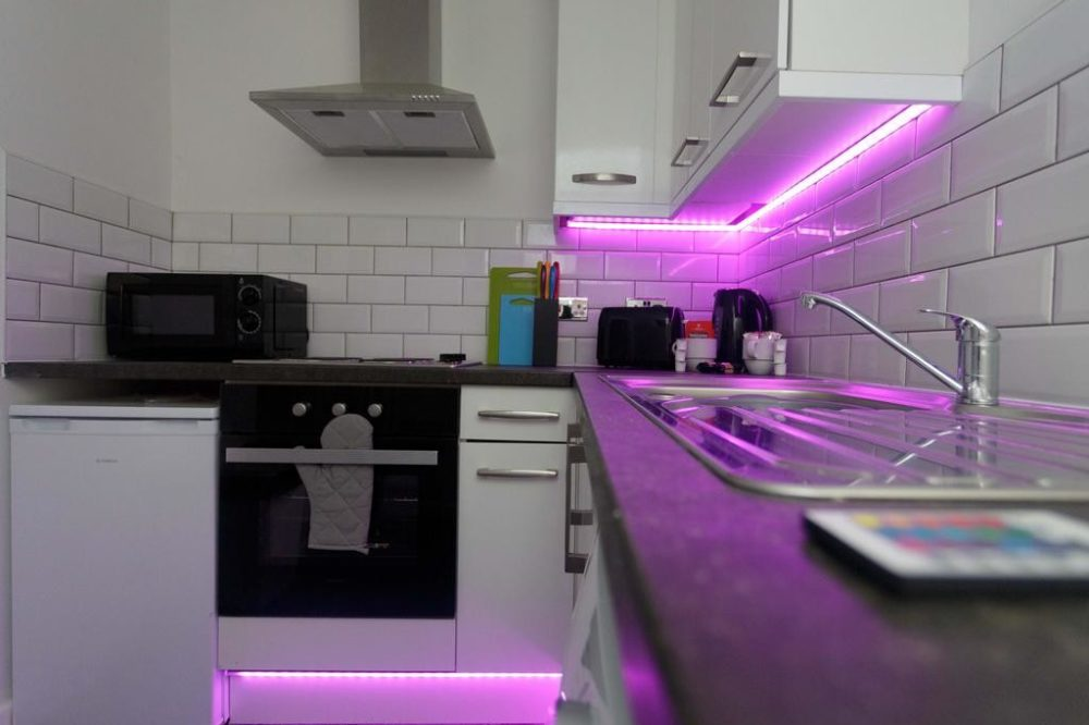 apartments to rent leeds modern kitchen