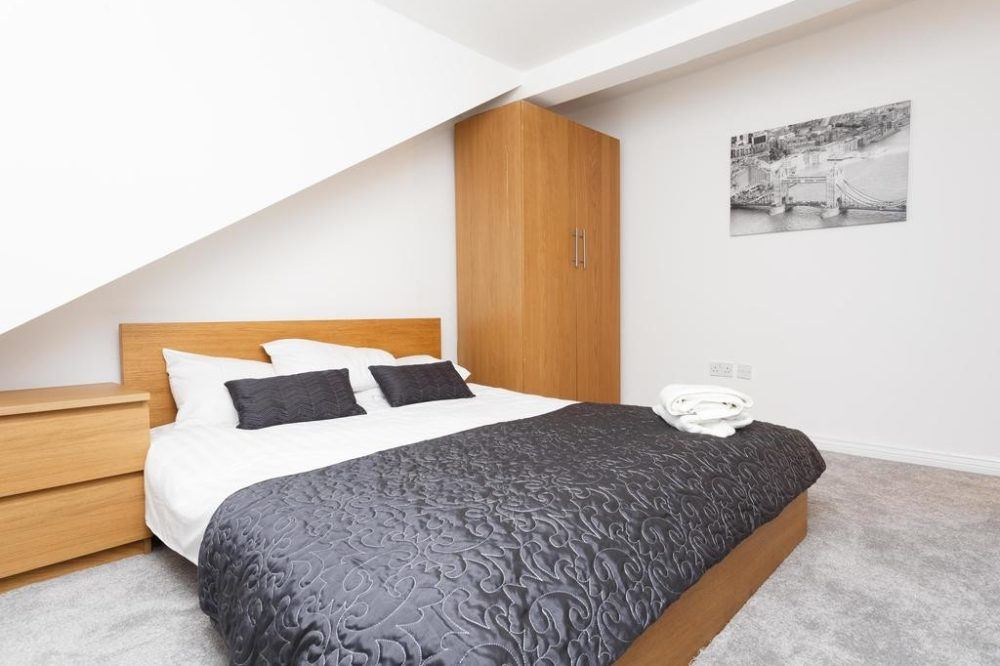 leeds accommodation with modern features