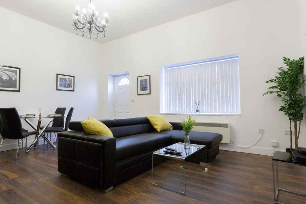 Fully serviced Leeds City Centre Apartments