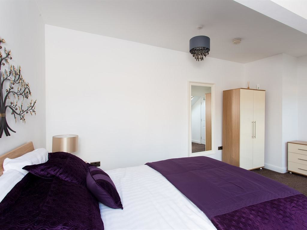 Luxurious Serviced Apartments - Live in Leeds