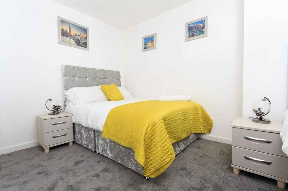 rent apartment leeds bed