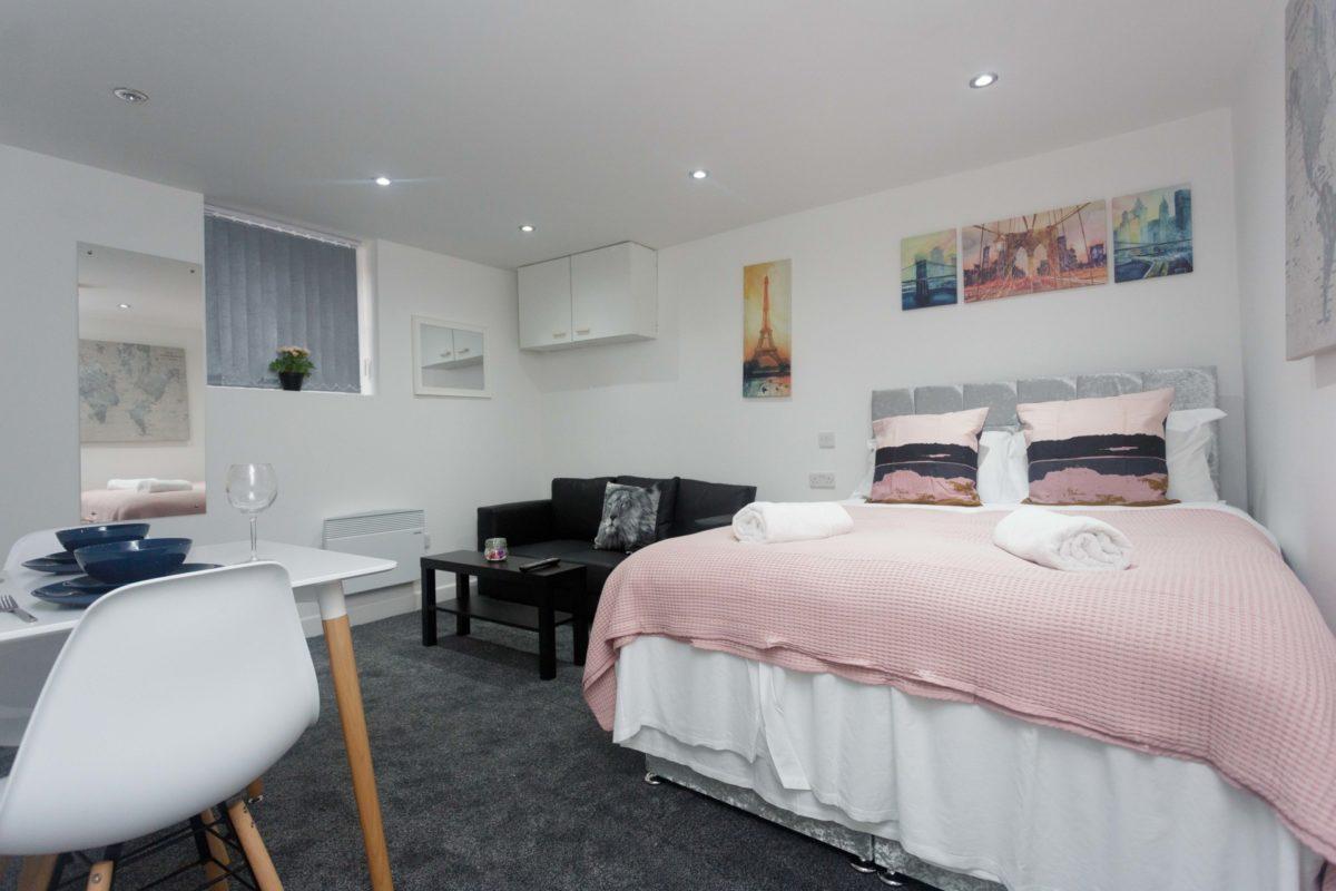 Leeds City Centre Apartment