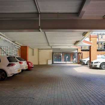 serviced accommodation with ample parking
